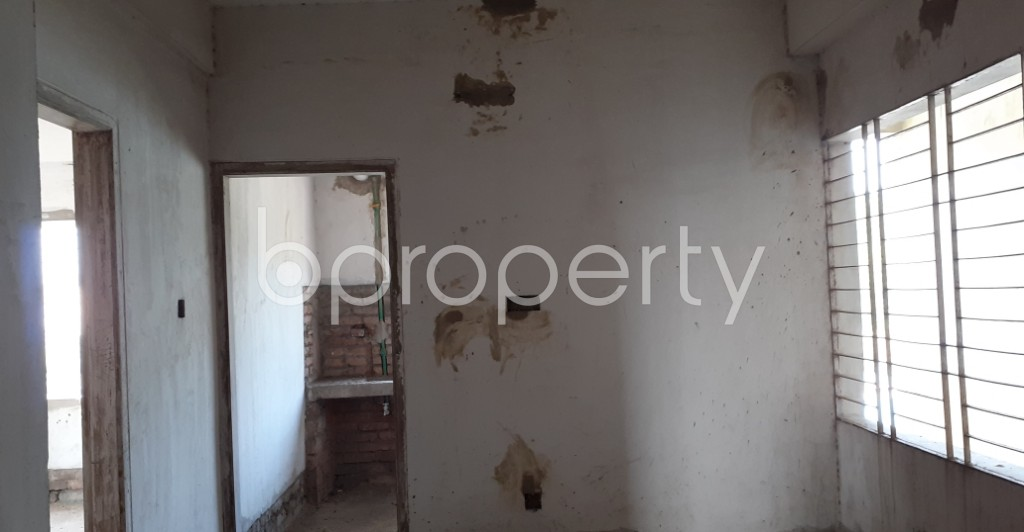 Dining area - 2 Bed Apartment for Sale in 9 No. North Pahartali Ward, Chattogram - 1955995