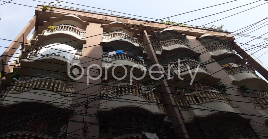 Front view - 3 Bed Apartment to Rent in Dhanmondi, Dhaka - 1956023