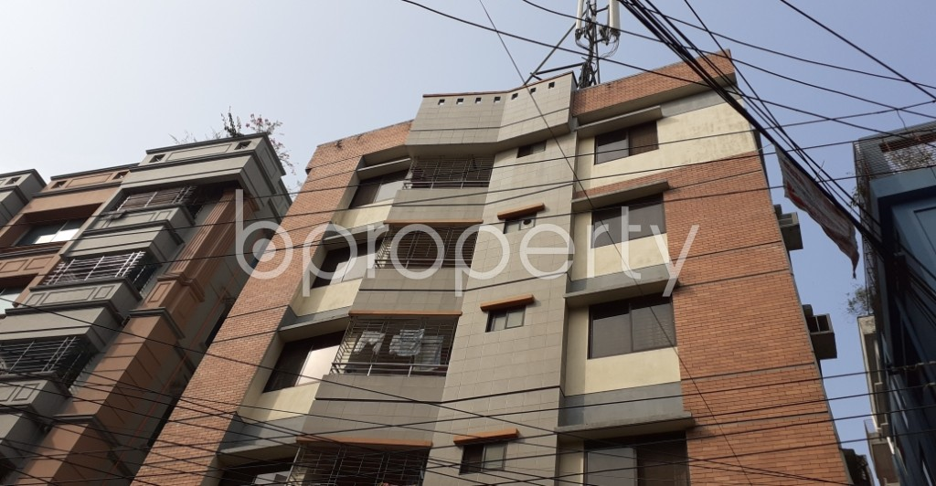 Outside view - 3 Bed Apartment for Sale in Lalmatia, Dhaka - 1956091
