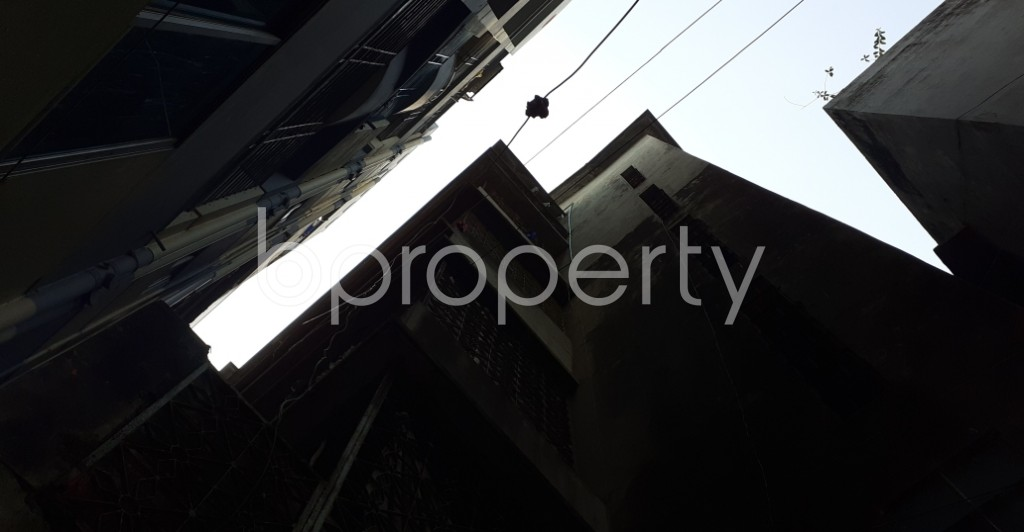 Outside view - 2 Bed Apartment to Rent in Dhanmondi, Dhaka - 1956115