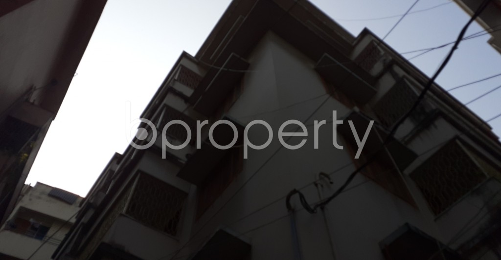 Outside view - 2 Bed Apartment to Rent in Dhanmondi, Dhaka - 1956116