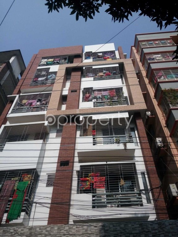Front view - 1 Bed Apartment to Rent in Uttara, Dhaka - 1956119