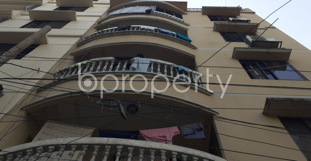 Front view - 2 Bed Apartment to Rent in Mohammadpur, Dhaka - 1956126