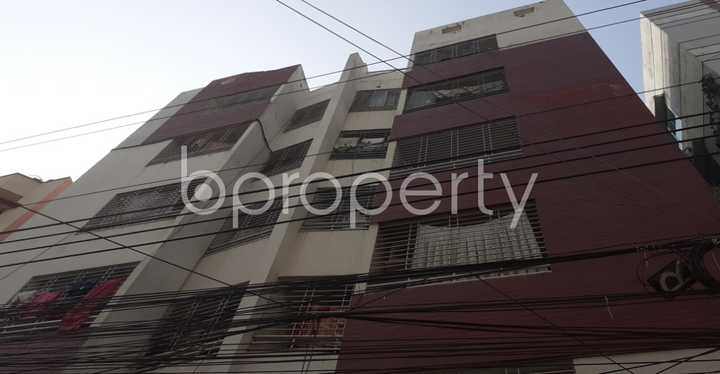 Front view - 3 Bed Apartment to Rent in Uttara, Dhaka - 1956128