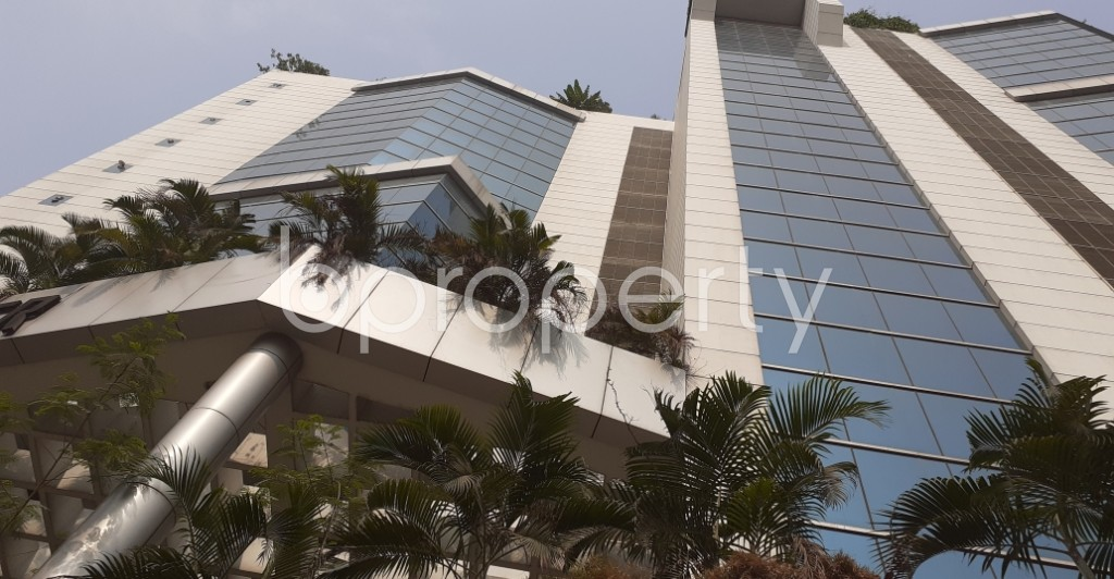 Outside view - Office to Rent in Shantinagar, Dhaka - 1956129