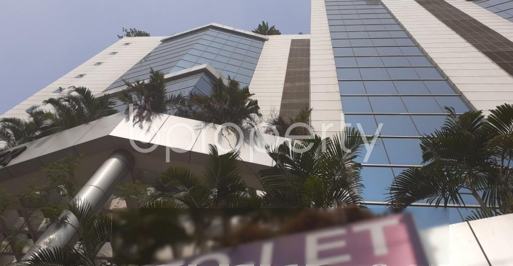 Outside view - Office to Rent in Shantinagar, Dhaka - 1956130