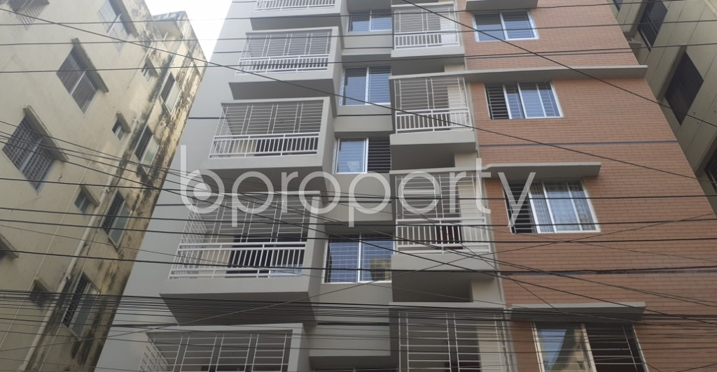 Front view - 3 Bed Apartment to Rent in Mohammadpur, Dhaka - 1956153