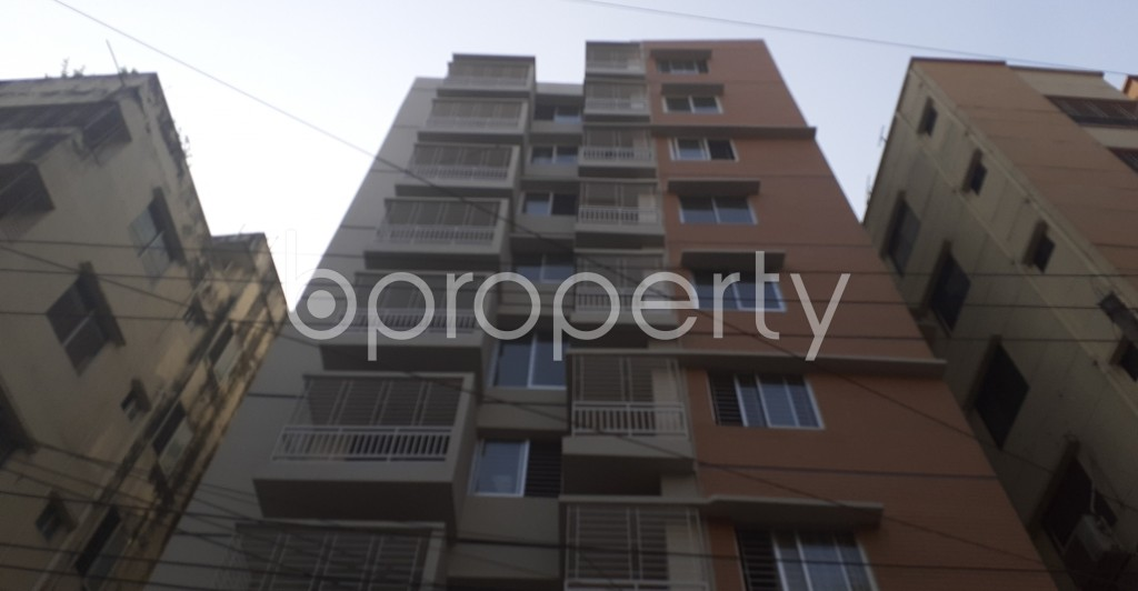 Front view - 3 Bed Apartment to Rent in Mohammadpur, Dhaka - 1956154