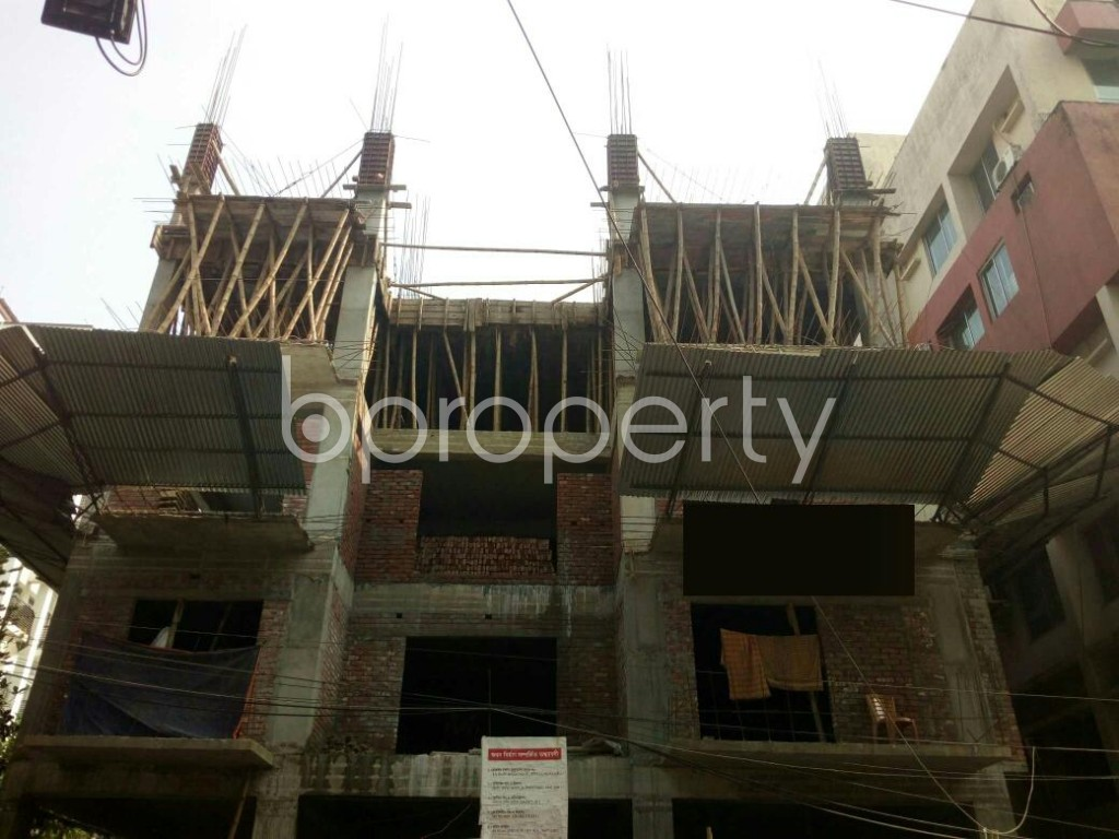 Outside view - Office to Rent in Banani, Dhaka - 1956179
