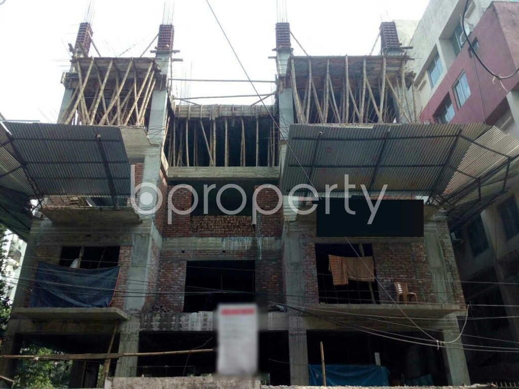 Outside view - Office to Rent in Banani, Dhaka - 1956180