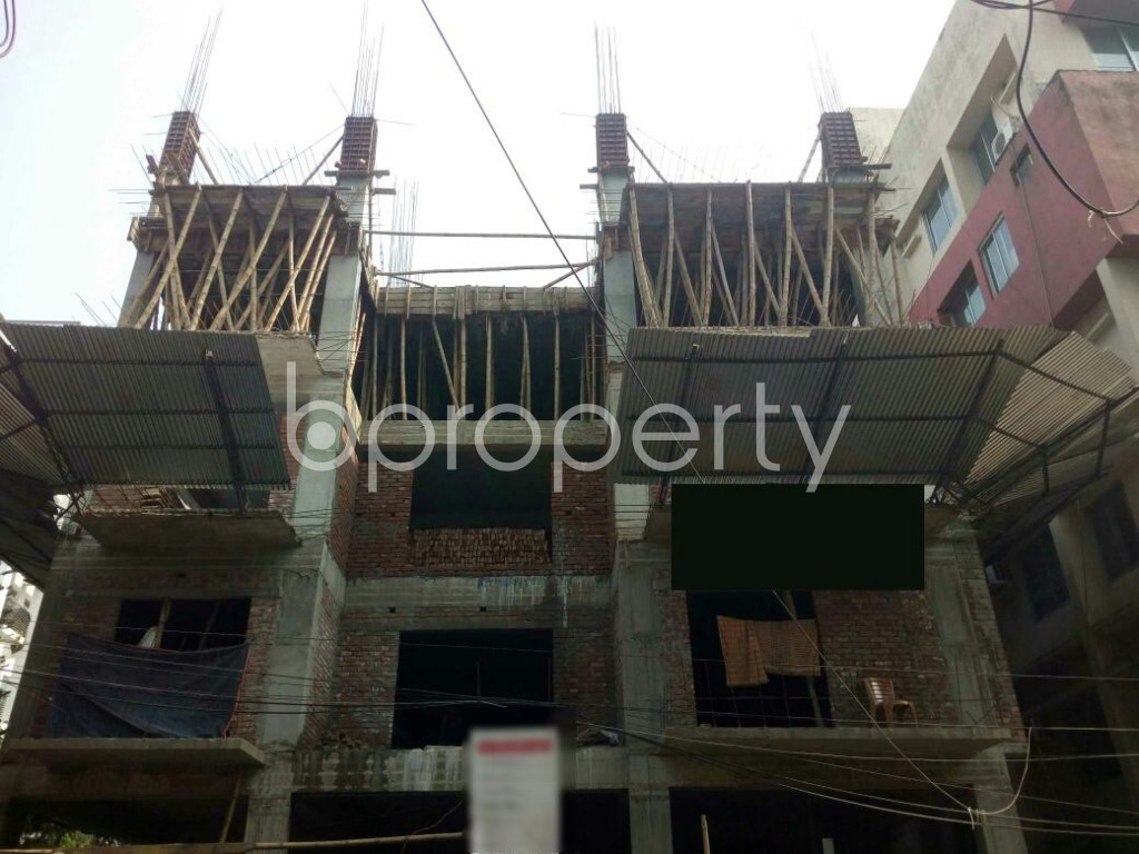 Outside view - Office to Rent in Banani, Dhaka - 1956181