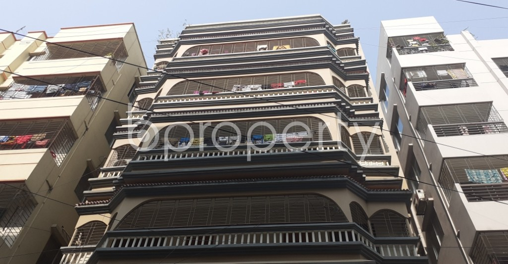 Front view - 2 Bed Apartment to Rent in Uttara, Dhaka - 1956199