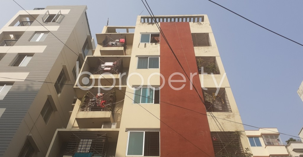 Front view - 3 Bed Apartment to Rent in Uttara, Dhaka - 1956203