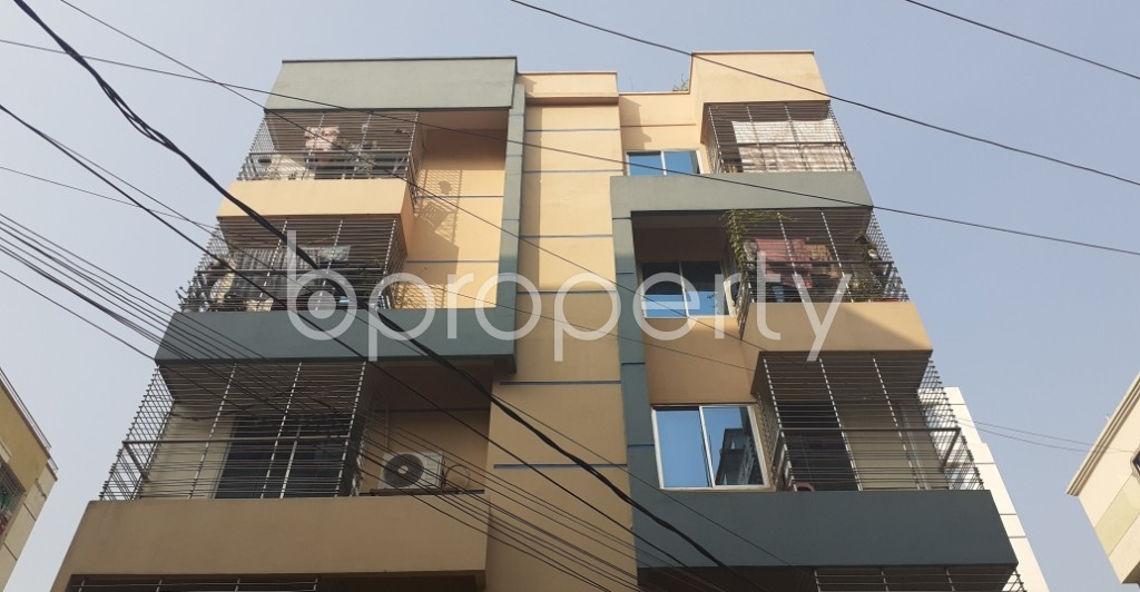 Front view - 2 Bed Apartment to Rent in Uttara, Dhaka - 1956204