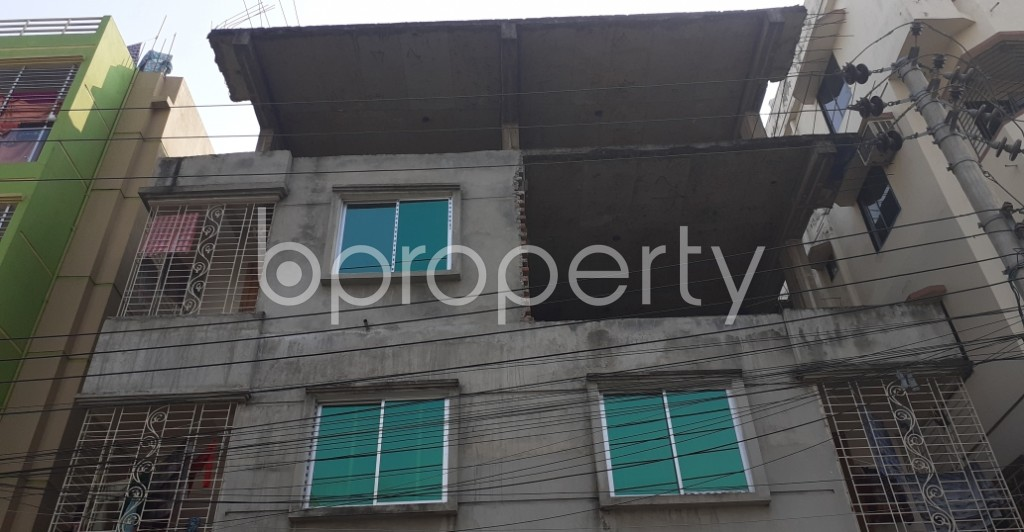 Front view - 2 Bed Apartment to Rent in Uttara, Dhaka - 1956205
