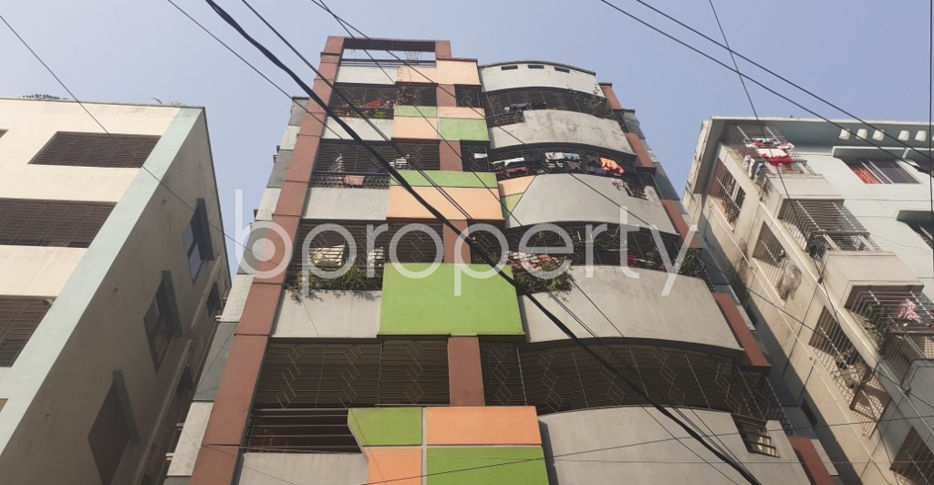 Front view - 1 Bed Apartment to Rent in Uttara, Dhaka - 1956206