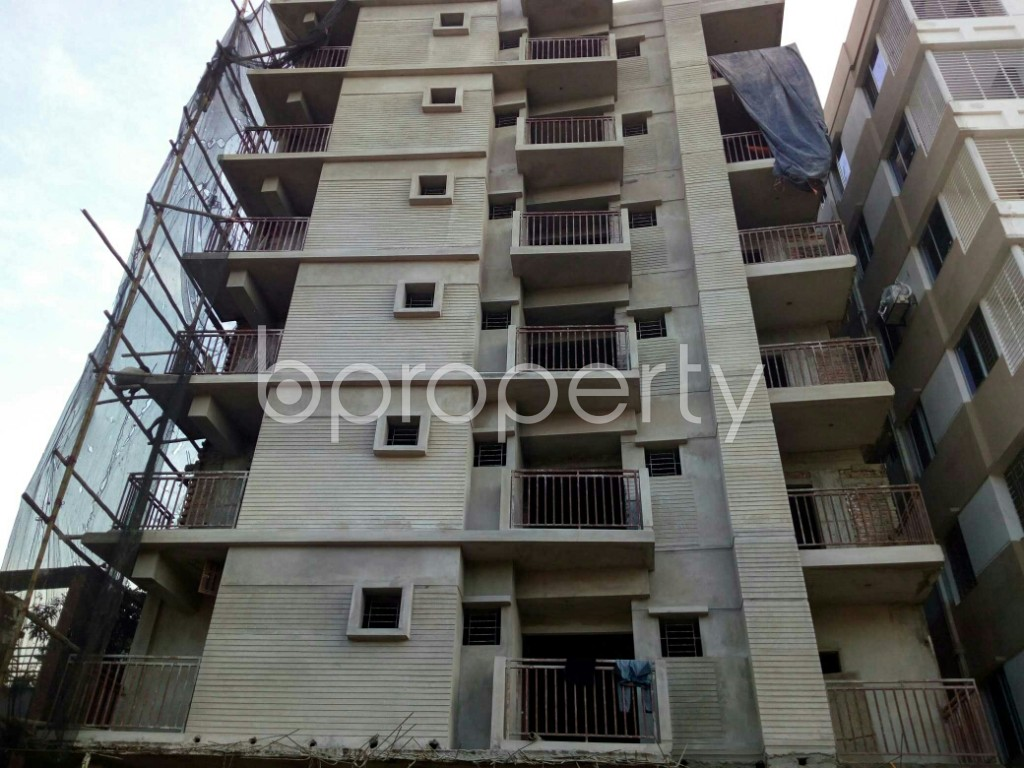 Outside view - 3 Bed Apartment for Sale in Bayazid, Chattogram - 1956257