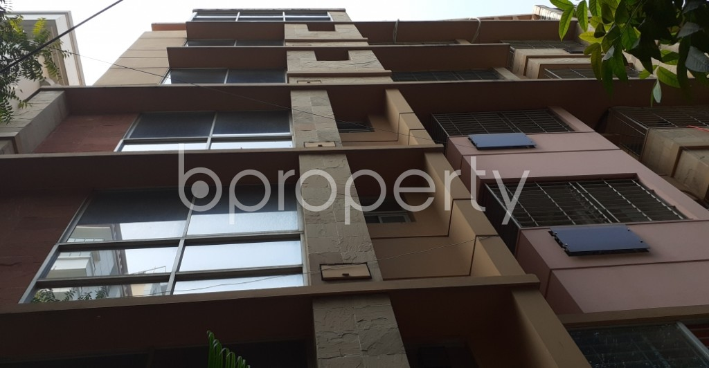 Front view - 3 Bed Apartment to Rent in Gulshan, Dhaka - 1956273