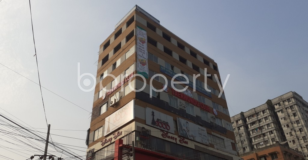 Front view - Building for Sale in Mohammadpur, Dhaka - 1956275