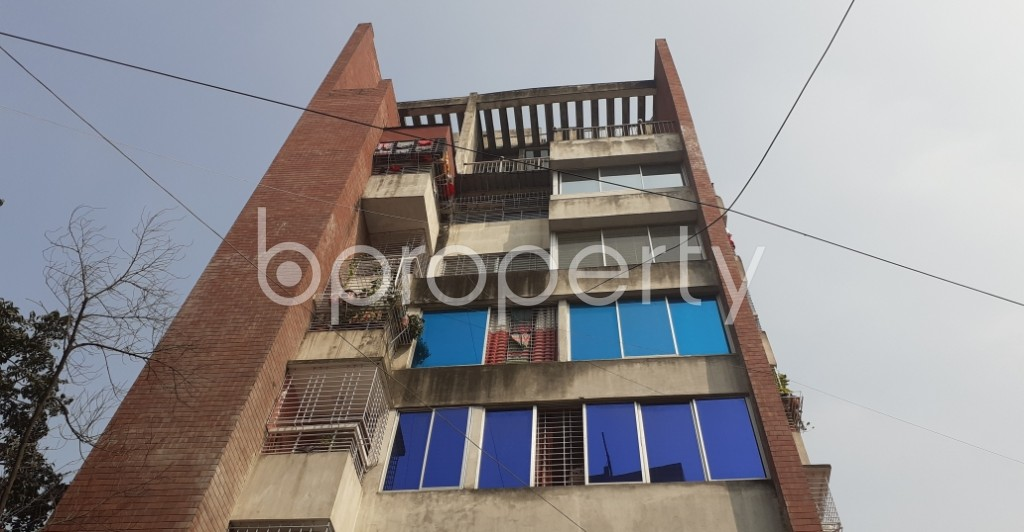 Front view - 3 Bed Apartment to Rent in Mohammadpur, Dhaka - 1956277