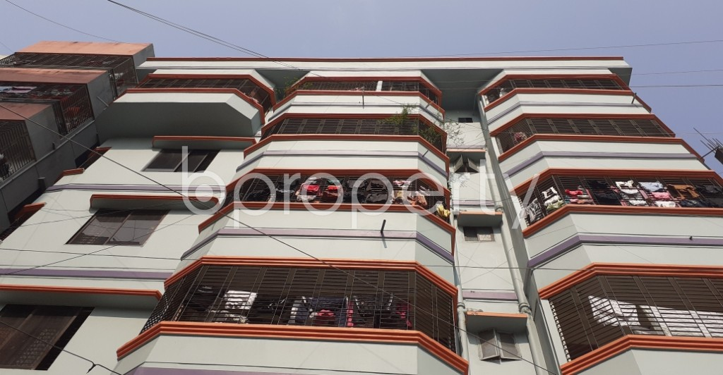 Front view - 3 Bed Apartment to Rent in Mohammadpur, Dhaka - 1956279