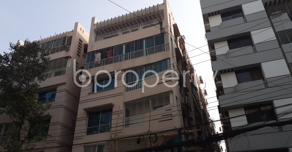 Outside view - 4 Bed Apartment to Rent in Gulshan, Dhaka - 1956282