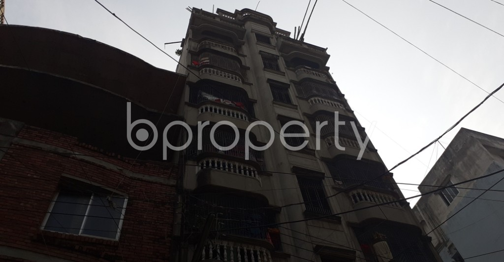 Front view - 3 Bed Apartment to Rent in Mohammadpur, Dhaka - 1956283