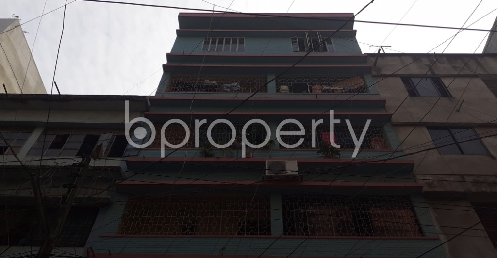 Front view - 2 Bed Apartment to Rent in Mohammadpur, Dhaka - 1956292