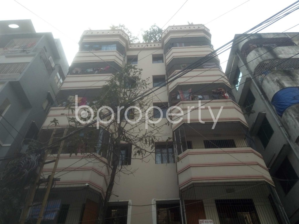 Front view - 2 Bed Apartment to Rent in Mirpur, Dhaka - 1956306