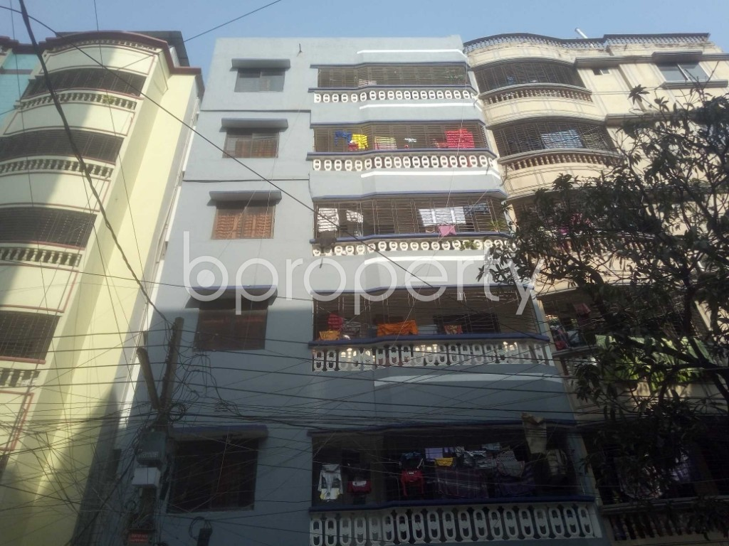 Front view - 2 Bed Apartment to Rent in Mirpur, Dhaka - 1956319