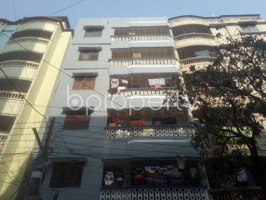 Front view - 2 Bed Apartment to Rent in Mirpur, Dhaka - 1956322