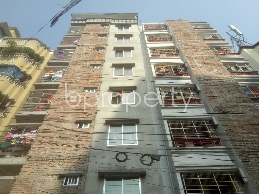 Front view - 2 Bed Apartment to Rent in Mirpur, Dhaka - 1956336