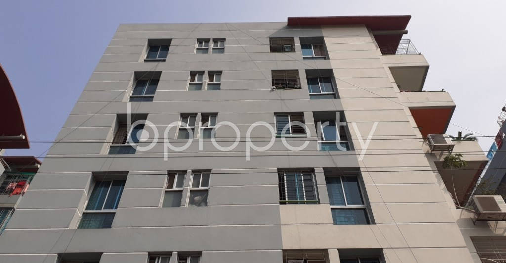 Front view - 2 Bed Apartment to Rent in Bashundhara R-A, Dhaka - 1956234