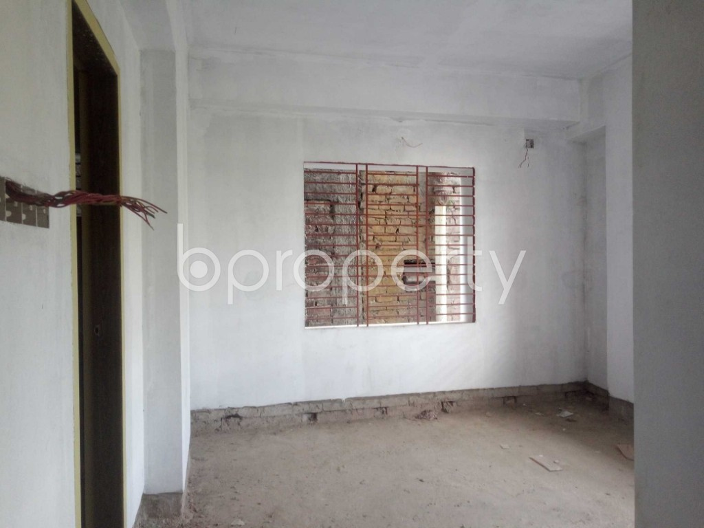Bedroom - 3 Bed Apartment for Sale in Bakalia, Chattogram - 1956379