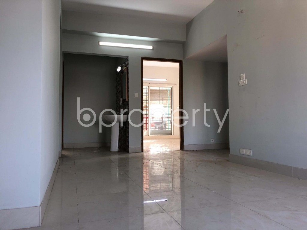 Dining area - 3 Bed Apartment for Sale in Turag, Dhaka - 1952089