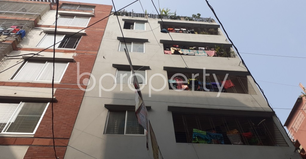 Front view - 2 Bed Apartment to Rent in Mohammadpur, Dhaka - 1956408