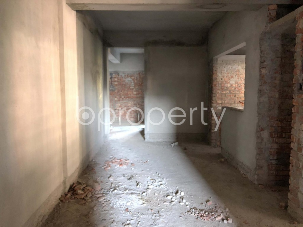 Dining area - 3 Bed Apartment for Sale in Dakshin Khan, Dhaka - 1949449