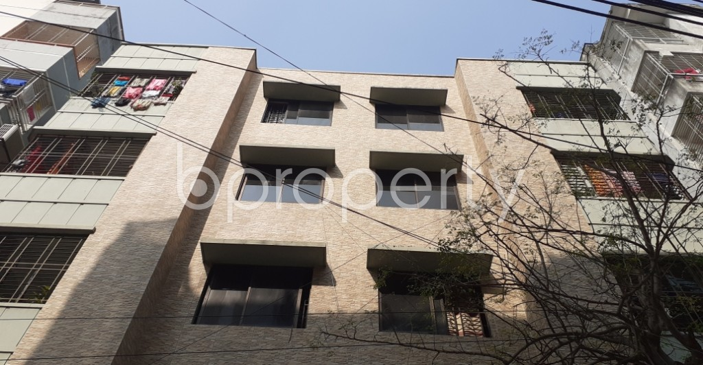 Outside view - 2 Bed Apartment to Rent in Adabor, Dhaka - 1956475
