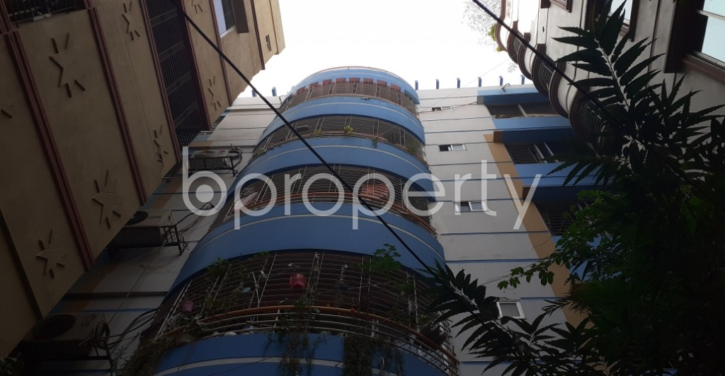 Outside view - 3 Bed Apartment to Rent in Adabor, Dhaka - 1956476