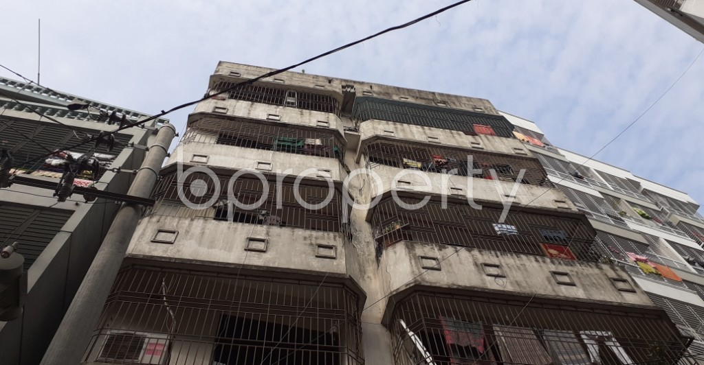Outside view - 2 Bed Apartment to Rent in Adabor, Dhaka - 1956478