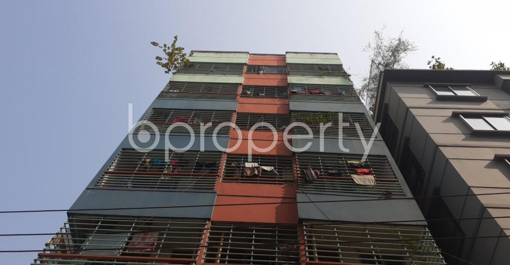 Outside view - 3 Bed Apartment to Rent in Adabor, Dhaka - 1956479