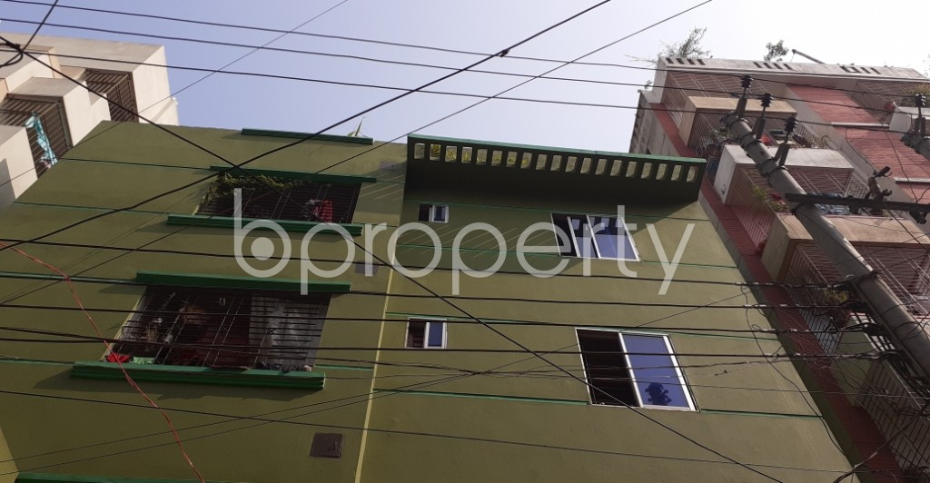 Outside view - 2 Bed Apartment to Rent in Adabor, Dhaka - 1956480