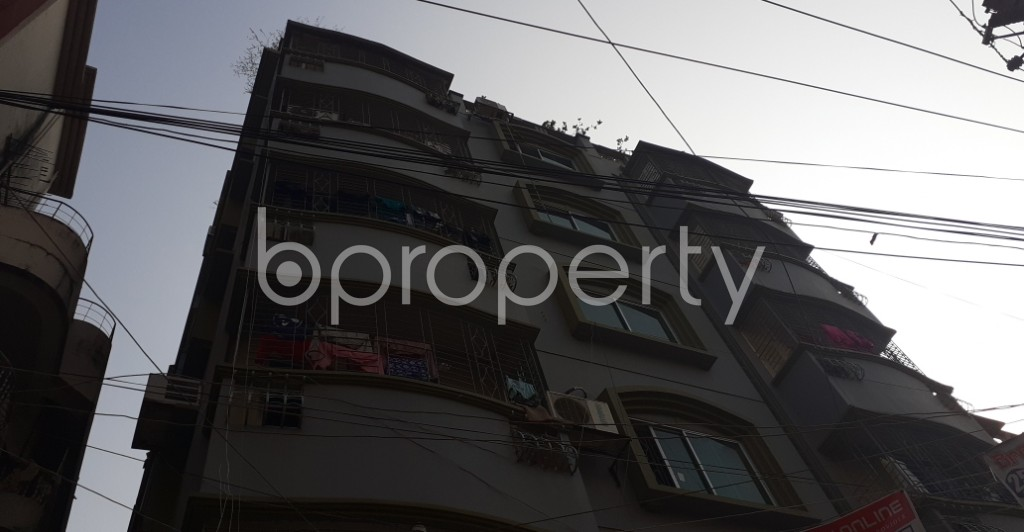 Outside view - 3 Bed Apartment to Rent in Adabor, Dhaka - 1956481