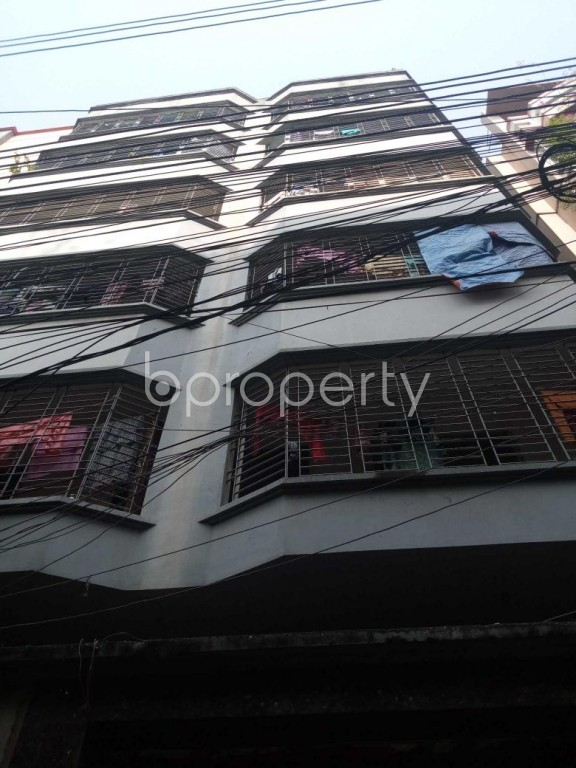 Front view - 2 Bed Apartment to Rent in Uttara, Dhaka - 1956506