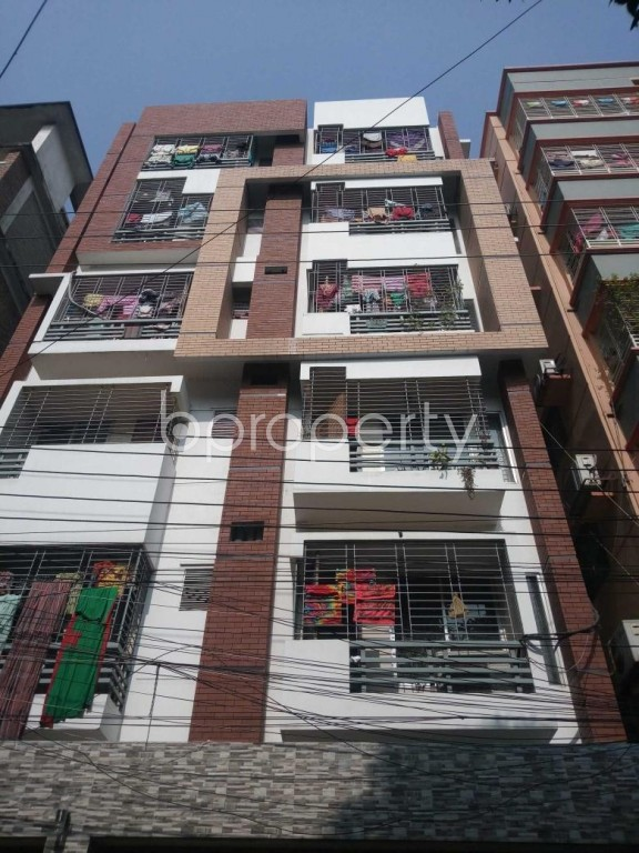 Front view - 2 Bed Apartment to Rent in Uttara, Dhaka - 1956507