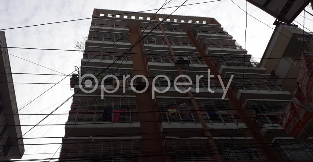Outside view - 2 Bed Apartment to Rent in Kalabagan, Dhaka - 1956578