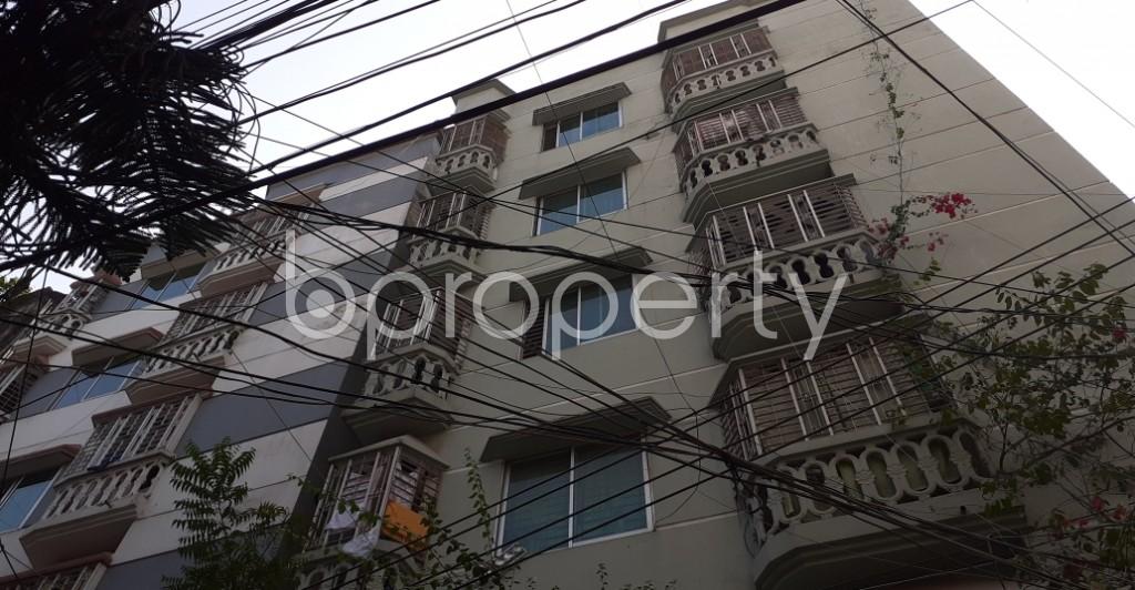 Outside view - 2 Bed Apartment to Rent in Kalabagan, Dhaka - 1956582