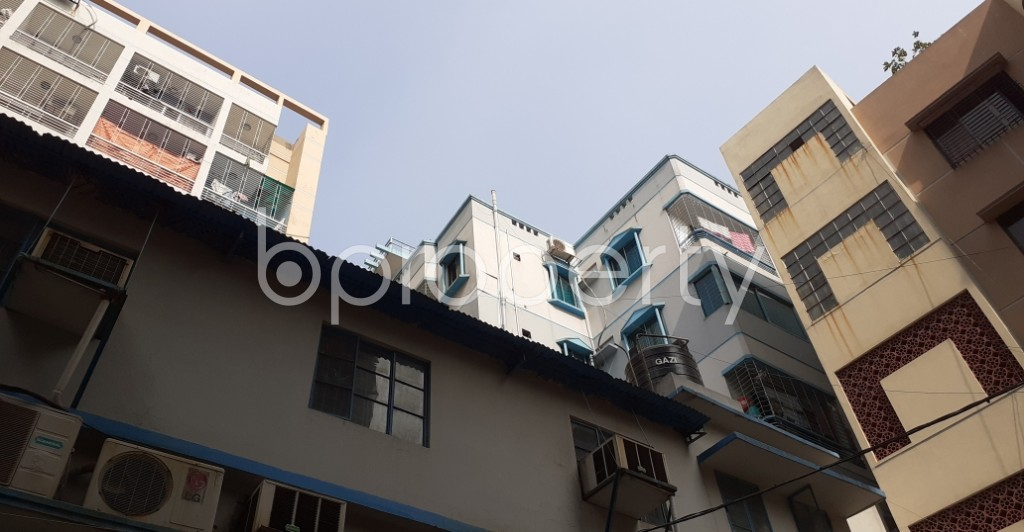 Outside view - 2 Bed Apartment to Rent in Kalabagan, Dhaka - 1956583