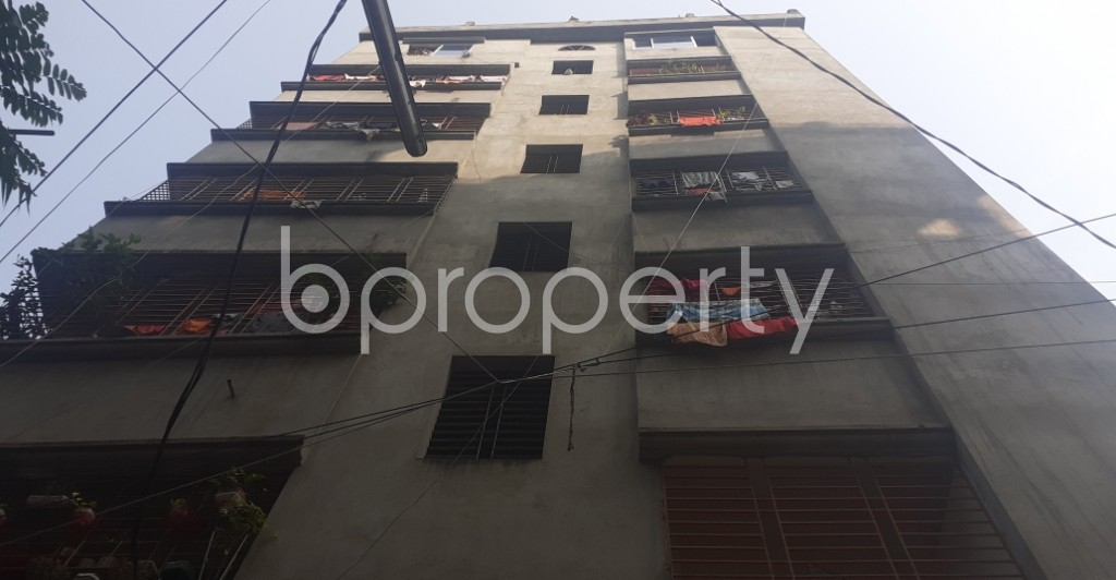 Front view - Office to Rent in Shyamoli, Dhaka - 1956591