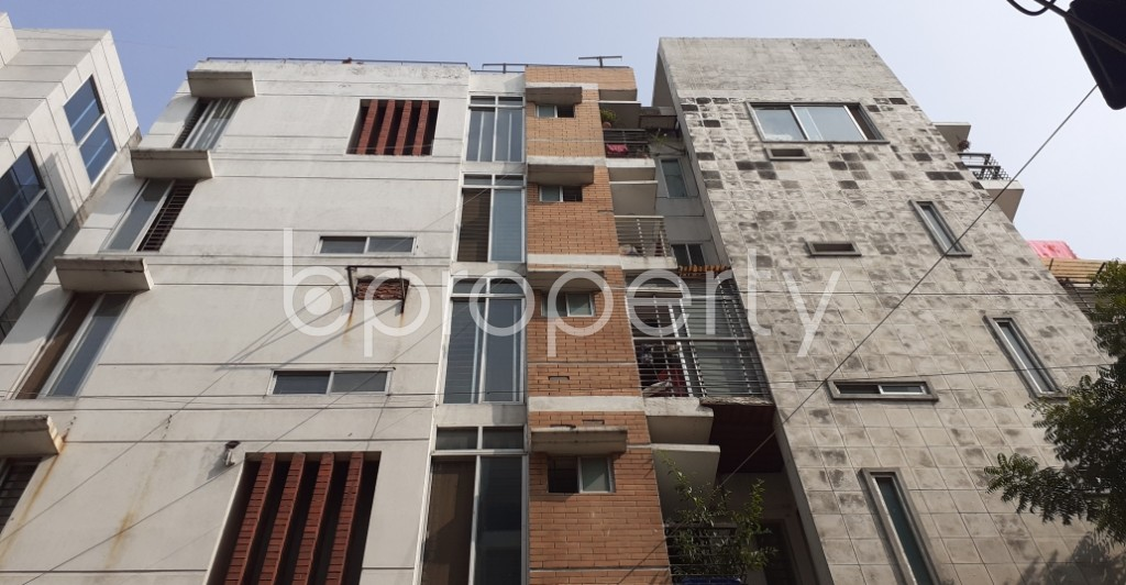 Front view - 3 Bed Apartment to Rent in Uttara, Dhaka - 1956594